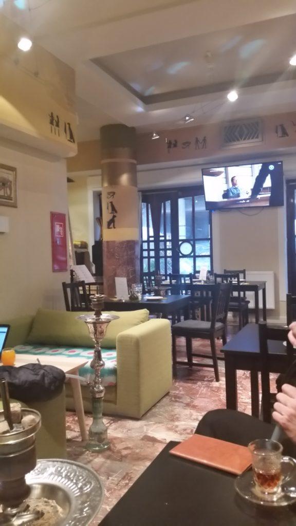 Рестораны и кафе в Варшаве, в которых была и впечатления.