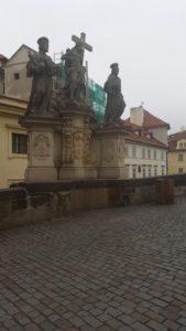 Wycieczka do Pragi w październiku 2017 roku.