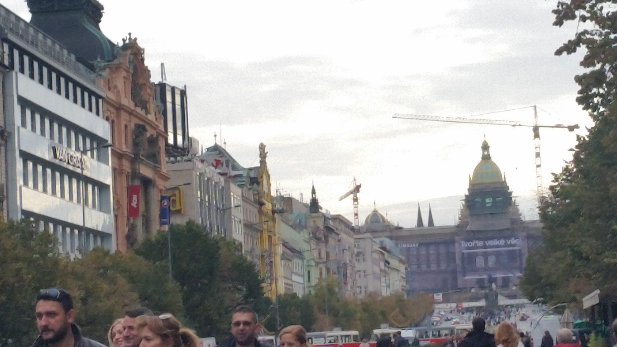 Шопинг в Праге