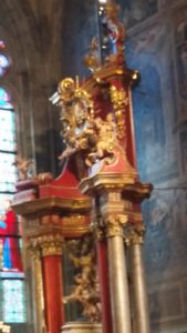 Kościoł Świętego Wita w Pradze