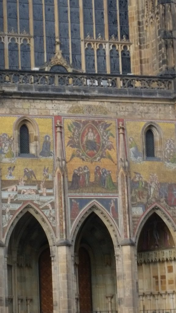 Собор Святого Вита в Праге.