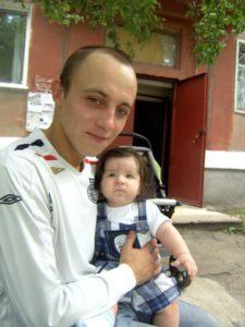 Śmerć Artema, ojca chrzestnego mogo wnuka Nikity.