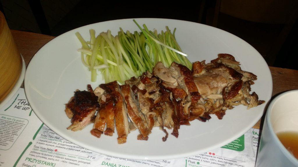 Restaurant THAI ME UP znajduje się w Warszawe przy ulicy Foksal,budowa 16.