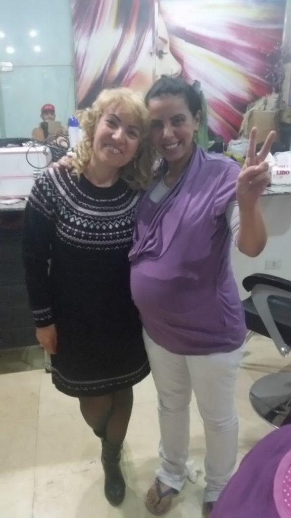 Массажистка Anoosh в городе Хургада в Египте