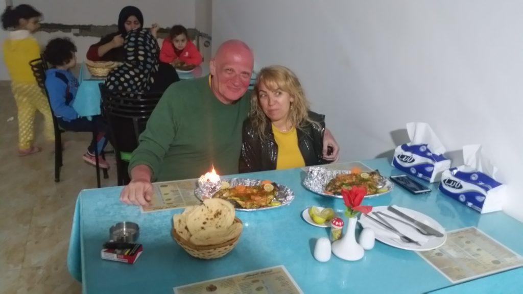 Al Mustafa Fish Restaurant - в городе Хургаде, в Египте