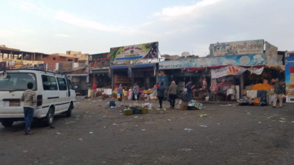 Дахар- базар в Хургаде, в Египте-3