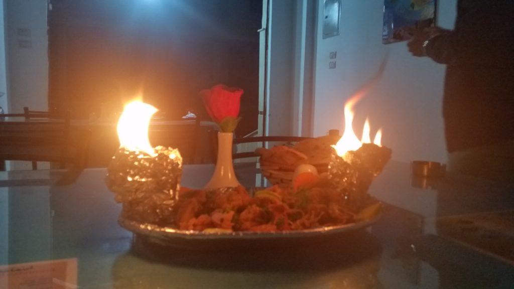 El Mustafa Fish Restaurant w Hurghadzie,w Egipcie-4
