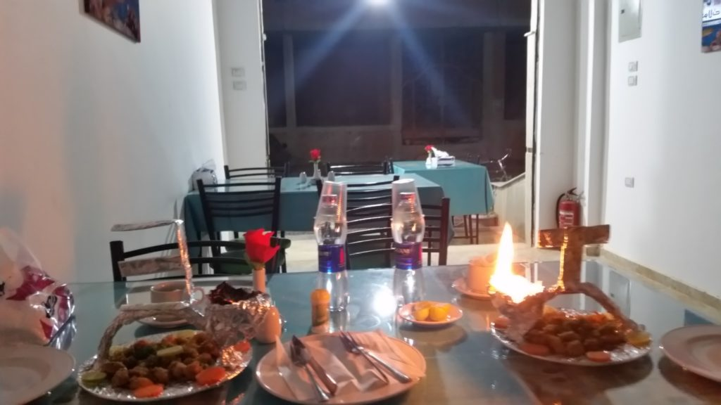 El Mustafa Fish Restaurant w Hurghadzie,w Egipcie -1