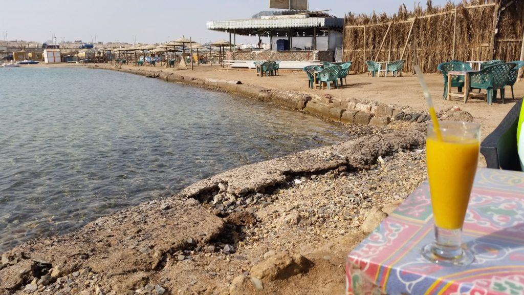 Plaża Parades Beach w Hurghadzie,w Egipcie-8