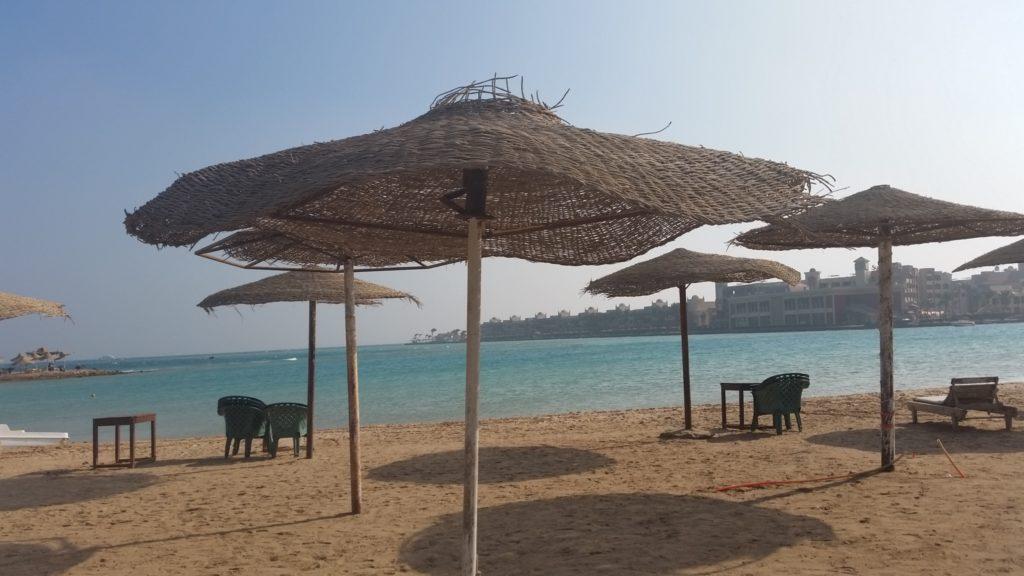 Plaża Parades Beach w Hurghadzie,w Egipcie-5