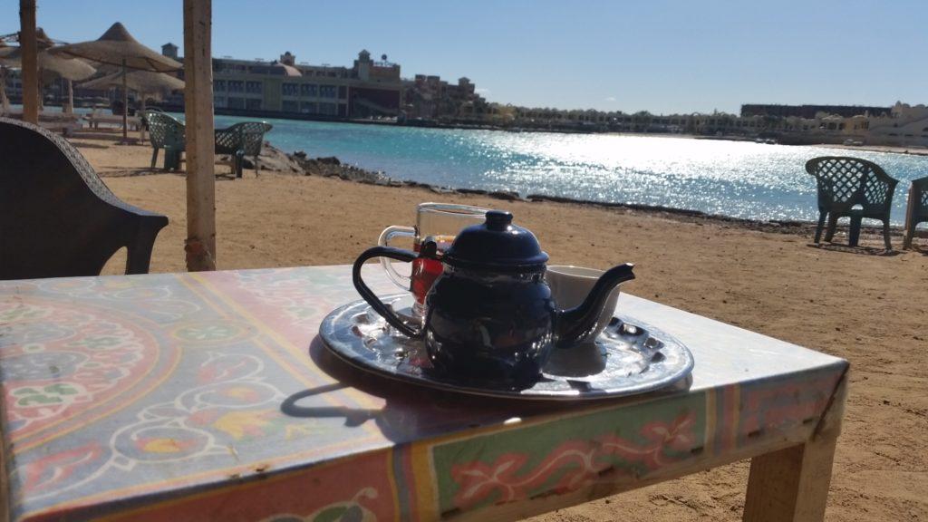 Plaża Parades Beach w Hurghadzie,w Egipcie-4
