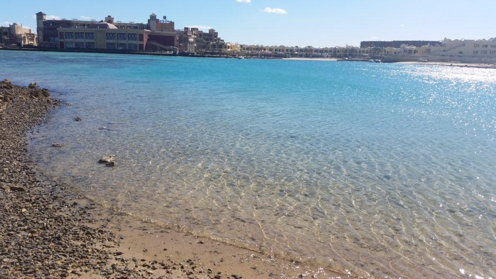 Plaża Parades Beach w Hurghadzie,w Egipcie-3