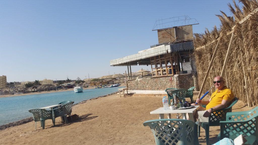 Plaża Parades Beach w Hurghadzie,w Egipcie-2