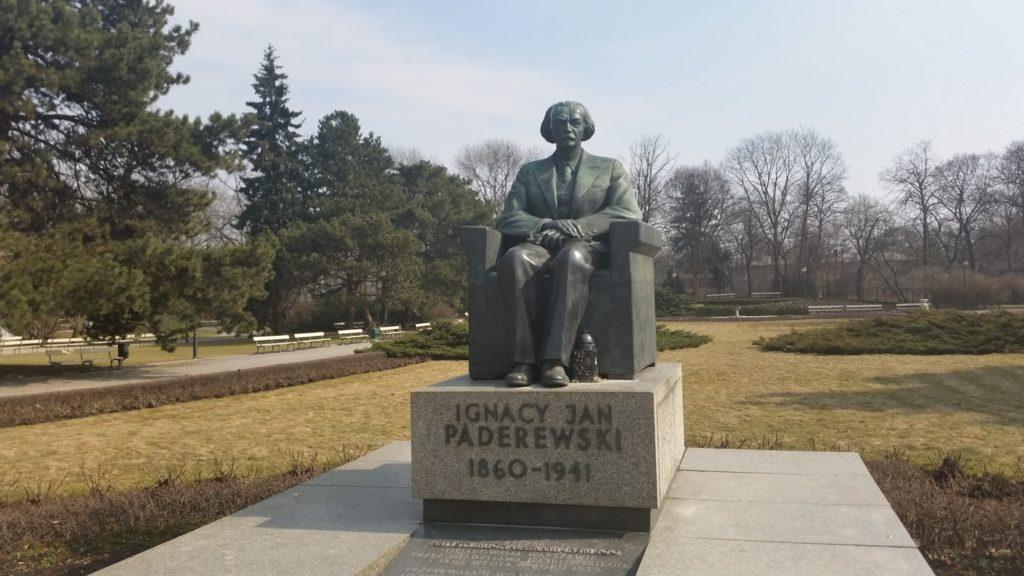 Park Ujazdowski w Warszawie wiosną-6