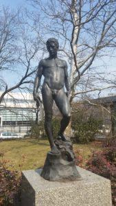 Весна пришла в парк Уяздовский в Варшаве-6
