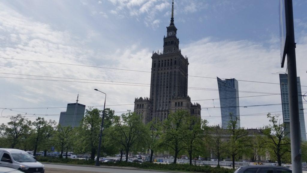 Spacer po Warszawie, 5 miejść w Centrum za 2 godziny-9