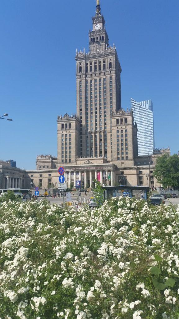 Spacer po Warszawie, 5 miejść w Centrum za 2 godziny-1