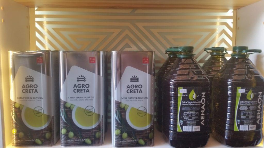 DElI MELI - греческие деликатесы в Варшаве на улице Świętokrzyska 30-6